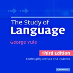 cover study of langauge